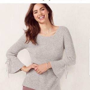 Lauren conrad XL ribbed scoopneck sweater